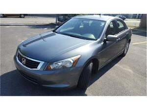 2009 Honda Accord Sedan *76,000km* TRES PROPRE!