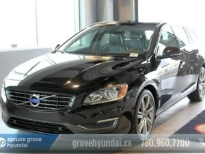 2015 Volvo V60 T5 DRIVE-E PREMIER PLUS-LEATHER PANORAMIC ROOF LO