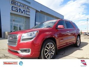 2013 GMC Acadia Denali - AWD! Leather, Sunroof