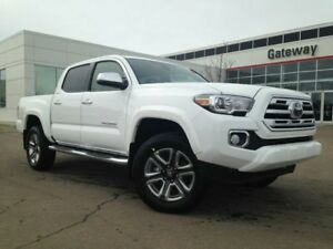 2018 Toyota Tacoma Limited 4x4 Double Cab 127.4 in. WB
