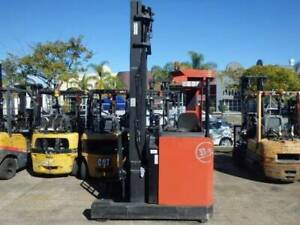 F3607: BT REACH TRUCK FORKLIFT - 7.5 MTR REACH & LOW HOURS Geebung Brisbane North East Preview