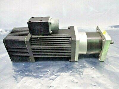 Berkeley ASM-81-A-0/A-00-LB/10/6:1 AC Brushless Servo Motor, 5000 RPM, 950614