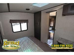NEW 2016 Forest River Surveyor 275 BHSS Bunk House 5th Wheel Windsor Region Ontario image 7