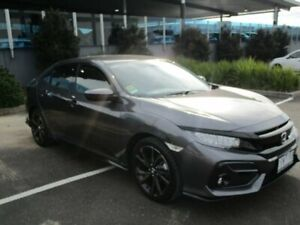 2020 Honda Civic 10th Gen MY20 RS Grey 1 Speed Constant Variable Hatchback Narre Warren Casey Area Preview