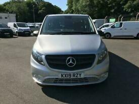 Mercedes-Benz Vito 119 Bluetec Tourer Select 7-Gtronic 9 Seats Euro 6 (2019)