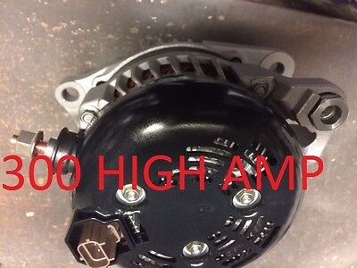 FORD F-150 V8 5.0L 4951cc 302cid 2011 2012 2013 2014 300 High amp ALTERNATOR