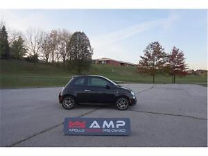 2015 FIAT 500 Sport Automatic Alloys 2-door Certified
