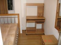 Only 2 mins walk from Hackney Central station city area All bills inc WiFi TV LCD MODERN In Room