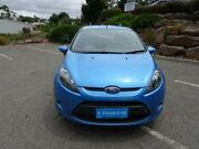 2009 Ford Fiesta WS LX Blue 4 Speed Automatic Hatchback Mount Barker Mount Barker Area Preview