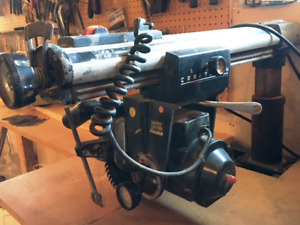 CRAFTSMAN  RADIAL  ARM  SAW  FOR  SALE