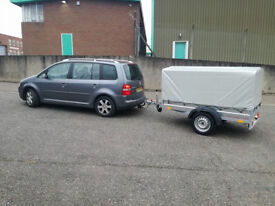 Camping trailer BRAND NEW 750 kg 2018 YEAR trailer fully legal in UK & EU