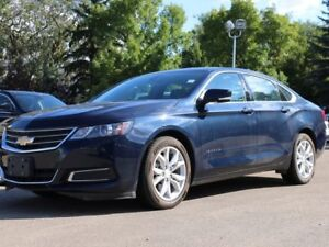 2017 Chevrolet Impala LT GREAT OPTIONS LOW KM FINANCE AVAILABLE