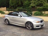 BMW Convertible 2012 (12 reg) 2.0 litre diesel manual