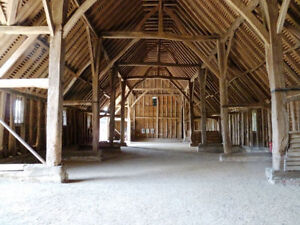 Large Temporary Storage Barn or Building!