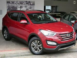 2015 Hyundai Santa Fe DM2 MY15 Active Red 6 Speed Sports Automatic Wagon Doncaster Manningham Area Preview