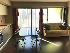 1 Bedroom in Vancouver Downtown