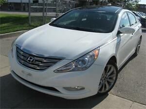 2012 Hyundai Sonata Limited Navi 119 KM CERTIFIED! WE FINANCE!