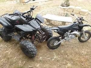 150cc Quad bike, 4 wheeler, and Ktm50 replica Cedar Vale Logan Area Preview