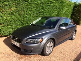 Volvo C30 - Low Milage, full service history, full year MOT and tax (below book price)