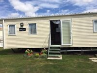 ABI Summer Breeze 2014 Caravan for Sale (Sited at West Sands) - Price Reduction Quick Sale Needed