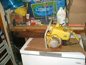 Wanted Pioneer P series chainsaws or IEL chainsaw Peterborough Peterborough Area image 4