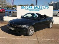 BMW 3 SERIES 2.0 318CI SPORT 2d 141 BHP (black) 2004