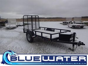 "Load Trail Single Axle Utility 4"" Channel 2,990lb!!!!! London Ontario image 1"