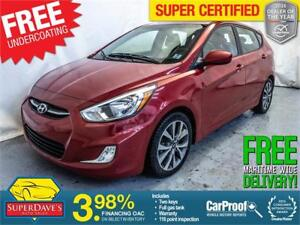 2017 Hyundai Accent SE *Warranty* $93.70 Bi-Weekly OAC