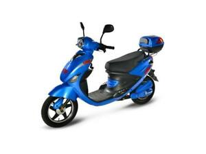 GIO ITALIA MK ELECTRIC SCOOTER NO LICENCE NEEDED $1069 sale