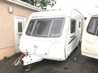 SWIFT BLAKEMERE- 2009- 5 BERTH- TWIN LOUNGE