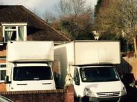 WHITE GLOVED REMOVALS / MAN & VAN / 07497066137 / CLEANING SERVICE / PRICES START FROM £50