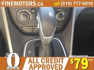 2013 FORD ESCAPE SE * 4X4 * ECO BOOST * CAR LOANS FOR ALL CREDIT London Ontario image 14