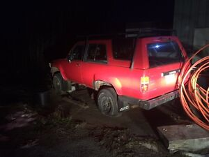1988 Toyota 4Runner Project