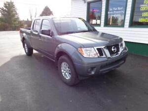 2017 Nissan Frontier SV for only $229 bi-weekly all in!