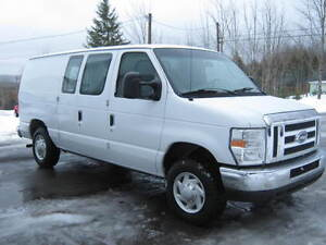 2008 Ford Other Commercial Minivan, Van