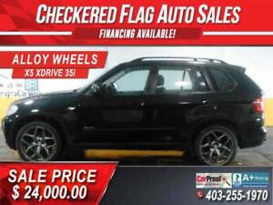 2012 BMW X5 XDRIVE 35i-96388km-NO ACCIDENTS-NAVIGATION