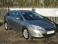 VAUXHALL ASTRA 2.0 CDTi 16V SE ESTATE 160PS 2011 (11) ONLY 105K FSH 10 STAMPS!!