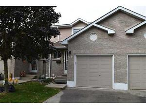 Townhouse for rent: $1600/month + utilities  - Stoney Creek