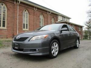 2007 Toyota Camry SE MINT+CERTIFIED