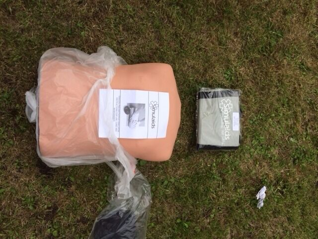 Tension Pneumothorax trainerin Hirwaun, Rhondda Cynon TafGumtree - Brand New Simulaids Tension Pneumothorax trainer Cost over 500.00 will sell 250.00 Can deliver to south wales area Grab a serious bit of trauma training equipment