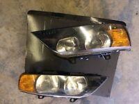 Original BMW Z3 front headlights