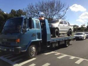 ROBERT'S TILT TRAY TOW TRUCK  SERVICE Aspley Brisbane North East Preview