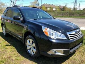 2010 SUBARU OUTBACK LIMITED 172,000KM CUIR/TOIT/GPS/CAMERA/MAGS