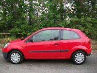 2006 FORD FIESTA 1242cc CHEAP TO INSURE AND TAX