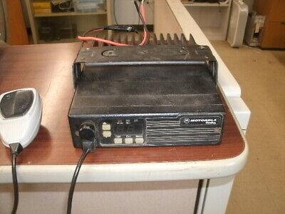 Motorola Radius M100 8 Channel 60 Watt Low-band Mobile Radio