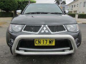2012 Mitsubishi Triton MN GLX-R Grey Sports Automatic Utility