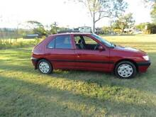 1999 Peugeot 306 Hatchback Air,New tyres,Serviced,Very Tidy CHEAP Sandgate Brisbane North East Preview