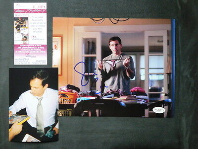 Steve Carell Hot  Signed 8X10 Photo Jsa Cert Proof