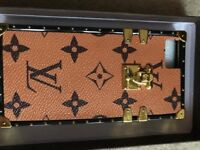 Louis Vuitton LV iphone 7 eye trunk phone case new