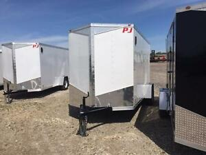 6ft x 12ft Enclosed Cargo Trailer (RWT6x12)